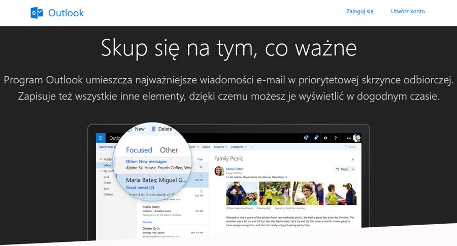 Poczta Hotmail - Outlook