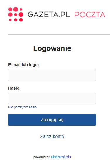 Poczta Gazeta.pl