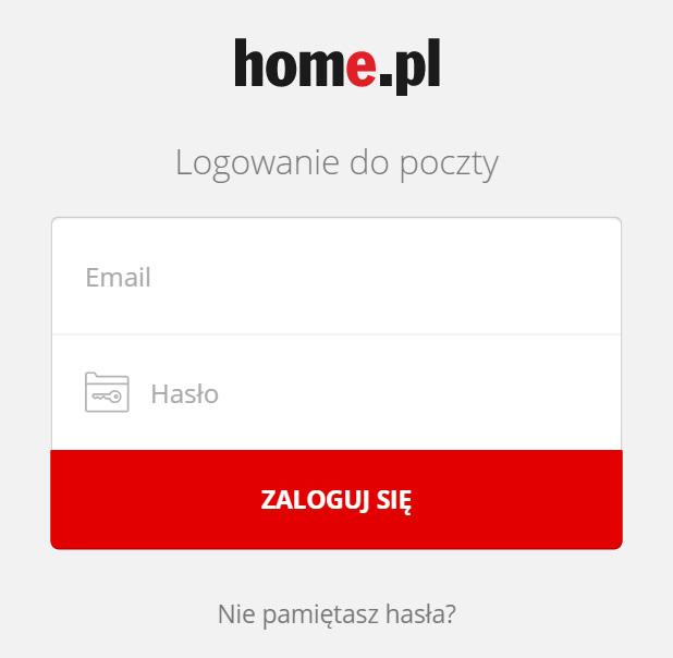 Poczta Home Logowanie