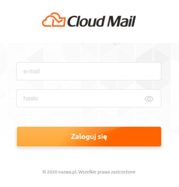 Poczta Nazwa.pl | Logowanie