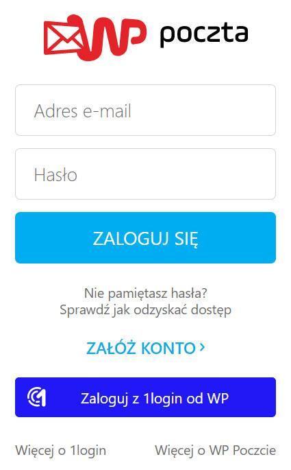 Poczta Gmail Log